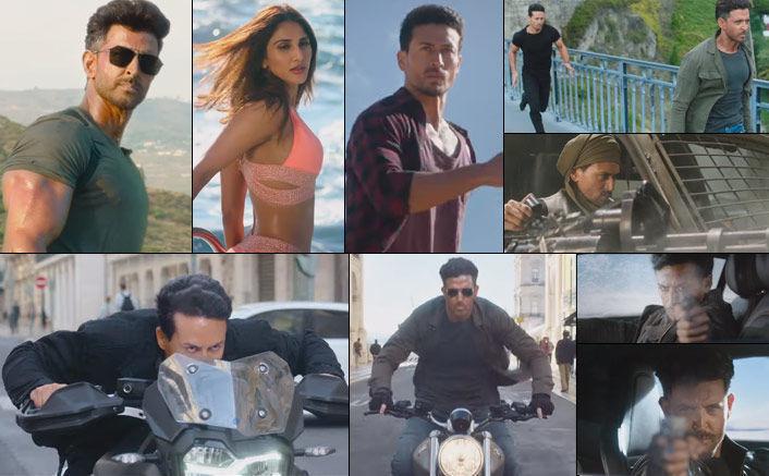 War Trailer : बॉलीवुड की सबसे बड़ी एक्शन फिल्म, ऋतिक-टाइगर की जोड़ी ने दिखाए खतरनाक स्टंट