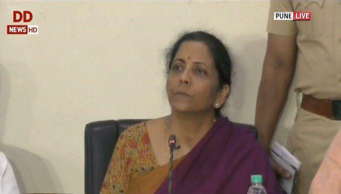 RBI से मिले पैसे के बारे में वित्त मंत्री ने नहीं दिया कोई जबाब, क्या करेंगी इसका?