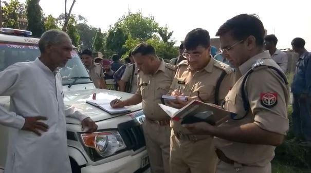 सहारनपुर में रिटायर्ड फौजी की पत्नी की हत्या और लूटपाट से मचा हड़कंप
