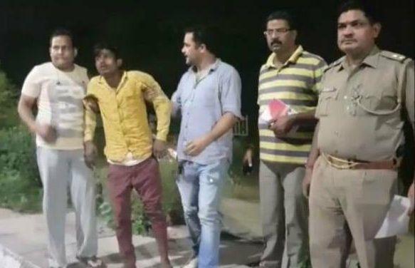 चार दिन में लूट का खुलासा, इनामी बदमाश सुदेश उर्फ हेमराज को नोएडा पुलिस ने किया गिरफ्तार
