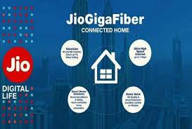 Reliance Jio Fiber के 6 प्लान,  699 रुपये मासिक में न्यूनतम 100 एमबीपीएस इंटरनेट स्पीड की पेशकश
