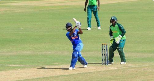 संजू सैमसन की आतिशी पारी से भारत ने साउथ अफ्रीका को हराया, 4-1 से जीती सीरीज