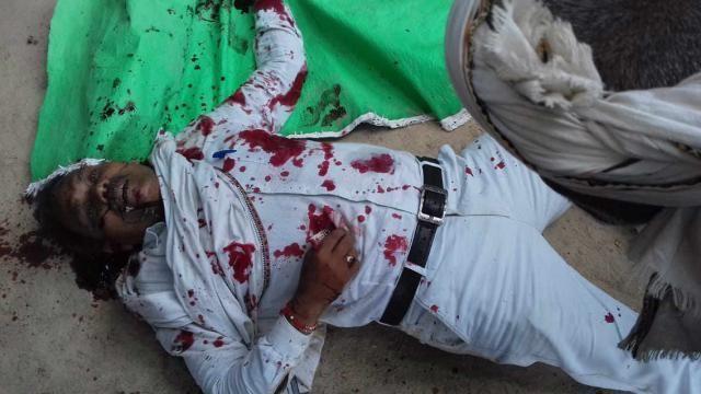 मऊ में प्रधान की दिनदहाड़े गोली मारकर हत्या, बीते महीनों में चार प्रधान हुए शिकार