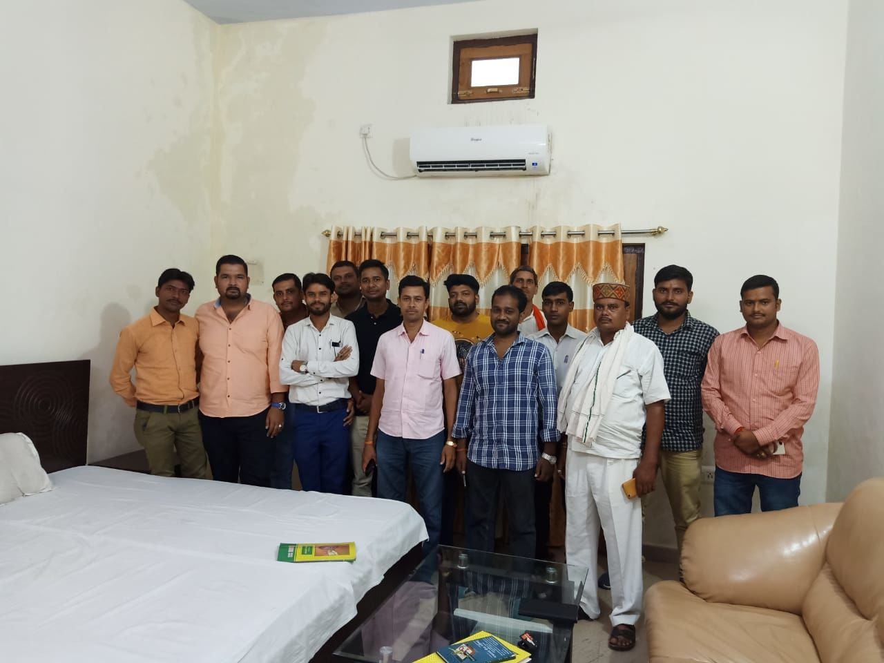 आदर्श पत्रकार वेलफेयर एसोसिएशन ने मासिक बैठक का किया आयोजन