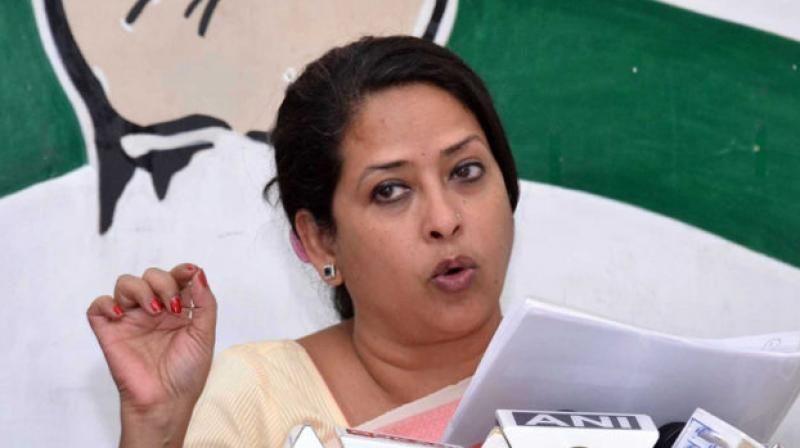 शर्मिष्ठा मुखर्जी का कांग्रेस में प्रमोशन, मीरा कुमार के बेटे को भी बड़ी मिली जिम्मेदारी