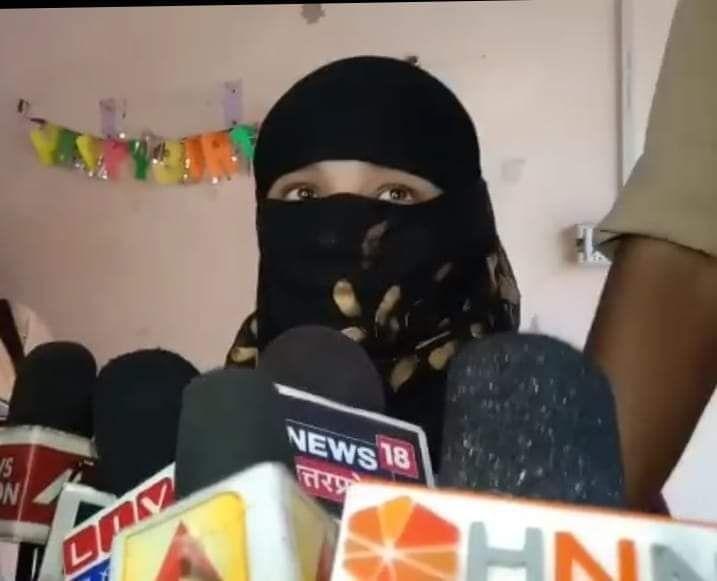 शाहजहांपुर की पीड़िता बोली, यूपी पुलिस पर भरोसा नही, रेप का मुकदमा नही दर्ज कर रही पुलिस
