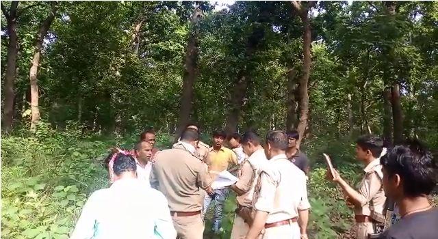पीलीभीत पुलिस ने कार चालक का शव किया बरामद और कार गाजियाबाद में मिली