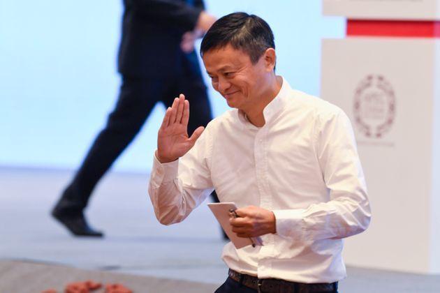 Alibaba ग्रुप के को-फाउंडर और चेयरमेन जैक मा 55 की उम्र में चेयरमैन पद से हुए रिटायर