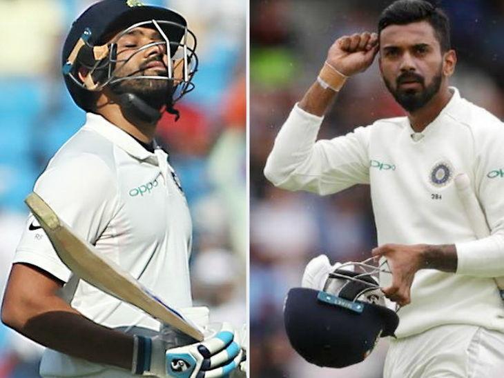 साउथ अफ्रीका के खिलाफ टेस्ट टीम का ऐलान, केएल राहुल की छुट्टी, रोहित को मौका
