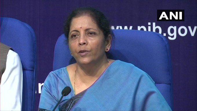वित्त मंत्री निर्मला सीतारमण बोली- एक्सपोर्ट को बढ़ावा देने के लिए फेस्टिवल का अब होगा आयोजन