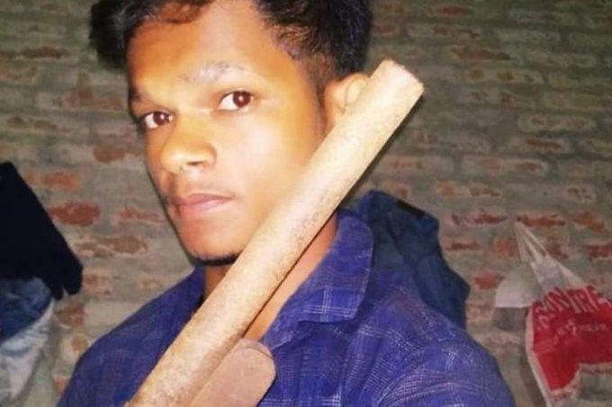 कौशाम्बी में युवक नाजायज असलाह लेकर बोला, मेरा कोई कुछ नहीं बिगाड़ सकता