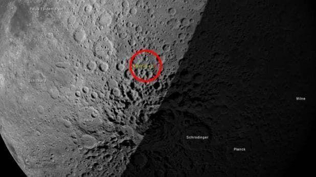चंद्रयान-2: चांद पर हो रही है अंधेरी रात, विक्रम से संपर्क करने के क्रम में हुआ बदलाव