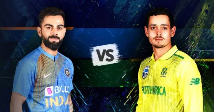 INDvsSA Live Score, 2nd T20I:  इंडिया ने टॉस जीतकर साउथ अफ्रीका को बैटिंग करने को दिया निमंत्रण