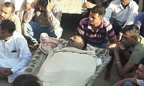 सहरानपुर में बिजली विभाग से परेशान किसान के बेटे ने की आत्महत्या