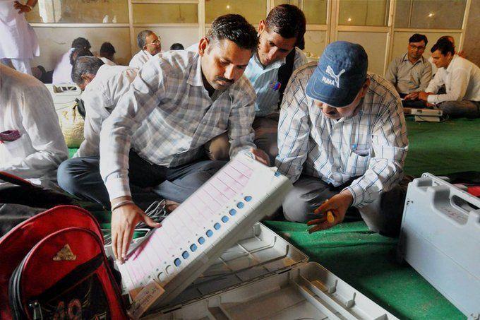 हमीरपुर विधानसभा उपचुनाव Result LIVE: 18 राउंड की गिनती के बाद बीजेपी 8052 वोटों से आगे