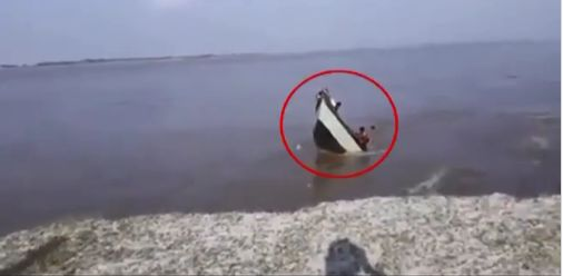 पश्चिम बंगाल के मालदा में नाव पलटने से बड़ा हादसा, करीब 40 लोग लापता, नाव में 60 लोग सवार थे