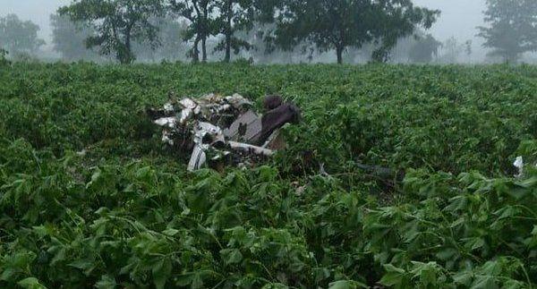 तेलंगाना के विकाराबाद में एक विमान हुआ क्रैश, हादसे में 2 पायलटों की गई जान