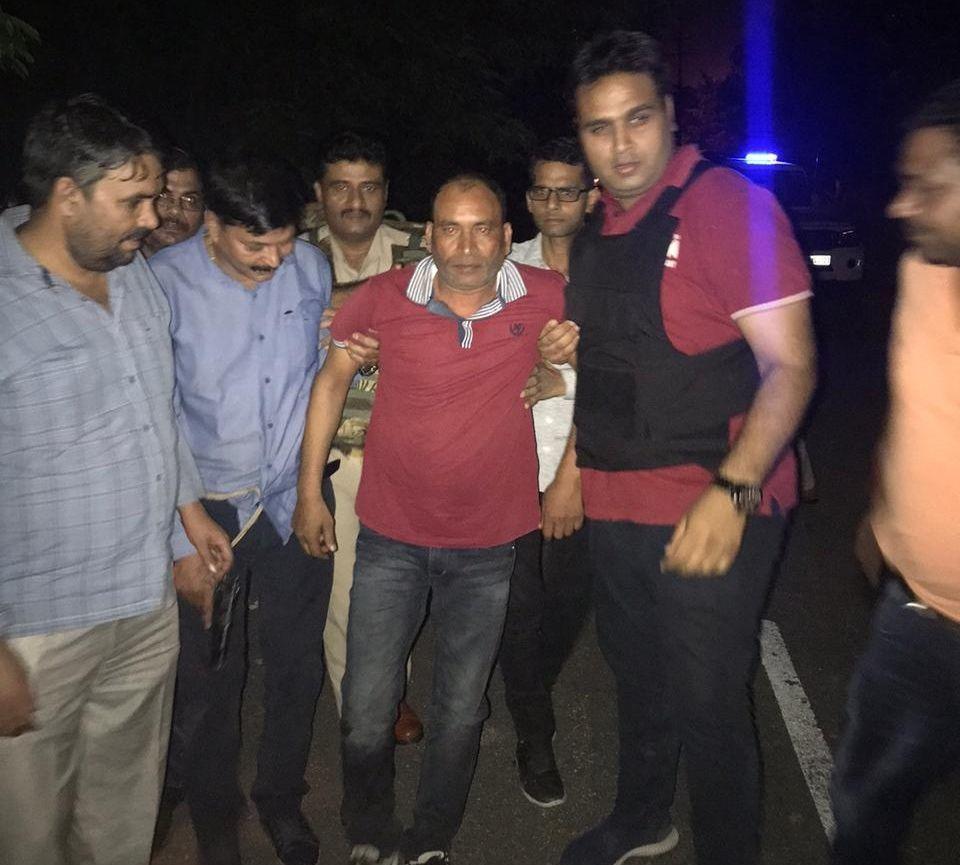 मात्र छः दिनों के अंदर पुलिस ने रागिनी गायक के ब्लाइंड मर्डर का किया खुलासा