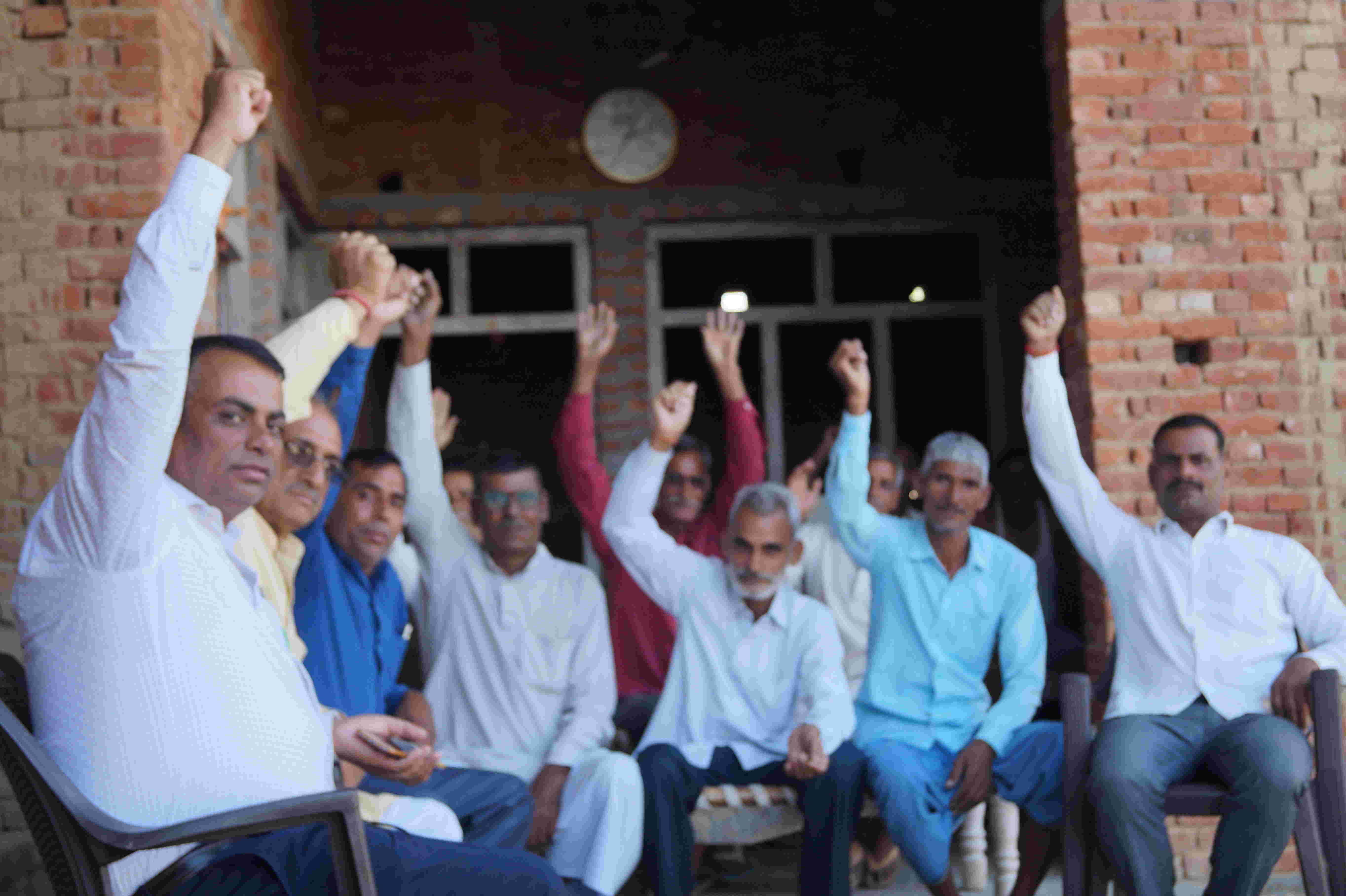 किसानों की लड़ाई लड़ रहे सरदार बी एम सिंह के नेतृत्व में 19 अक्टूबर किसान भरेंगे मुरादाबाद में हुंकार