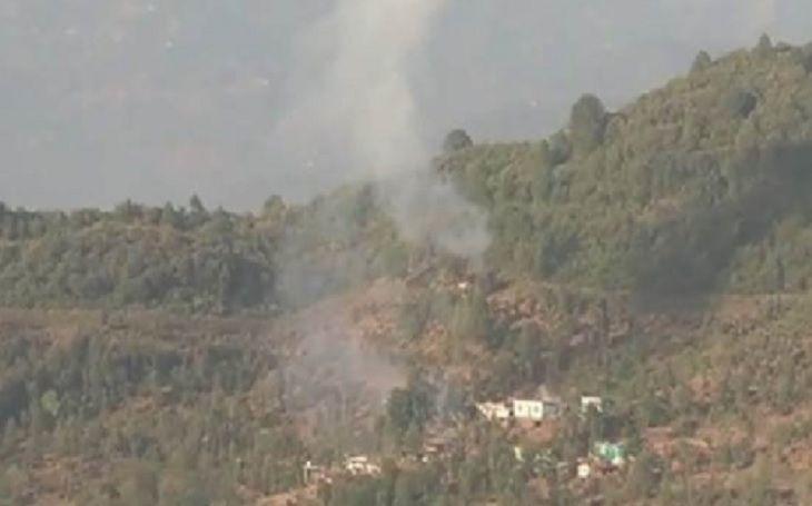 सीजफायर उल्लंघन पर भारतीय सेना ने तबाह की तीन पाक पोस्ट, एक पाकिस्तानी जवान भी मारा गया