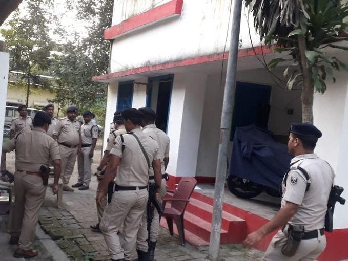 मुजफ्फरपुर में मीनापुर SHO गिरफ्तार, एसएसपी मनोज कुमार ने दी जानकारी