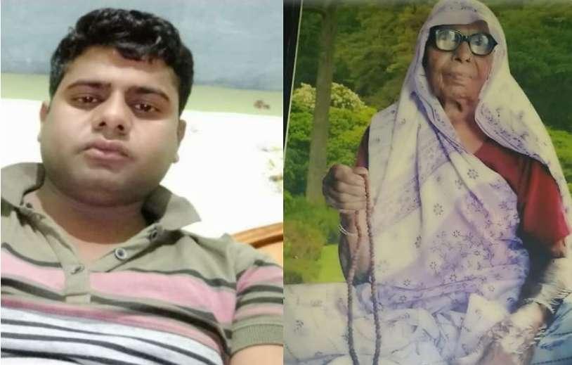 झांसी एनकाउंटर केस :  पुष्पेंद्र की मौत के सातवें दिन सदमें से दादी की मौत