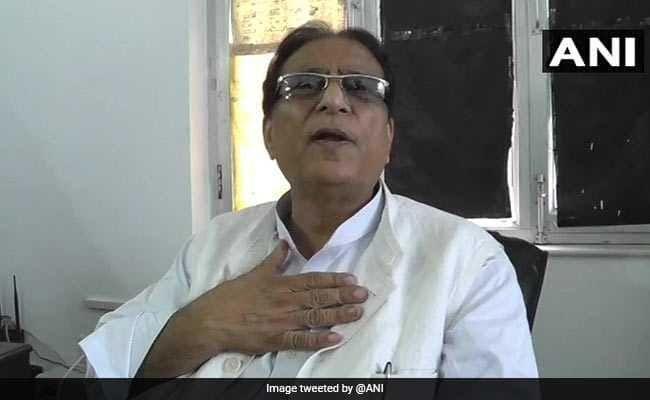 रामपुर में आज़म खान ने किया खुलासा, मेरा मानसिक दबाब में 22 किलो वजन कम हो गया