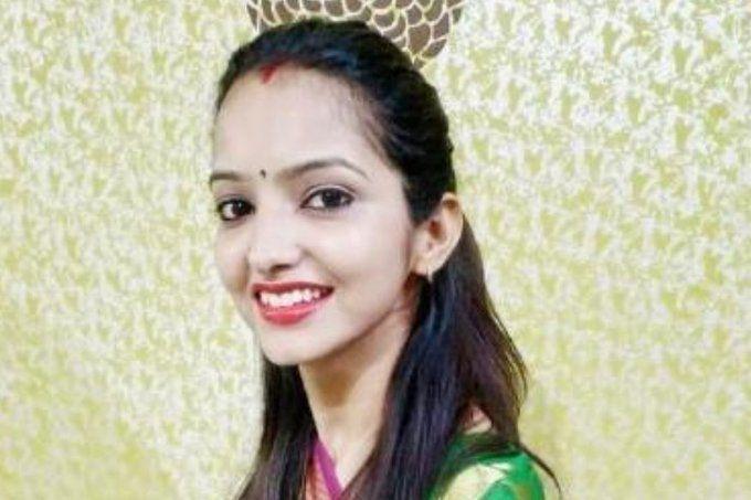 बीजेपी विधायक की बेटी साक्षी मिश्रा को फिर मिली धमकी, बाहुबली हरिशंकर तिवारी का बताया रिश्तेदार