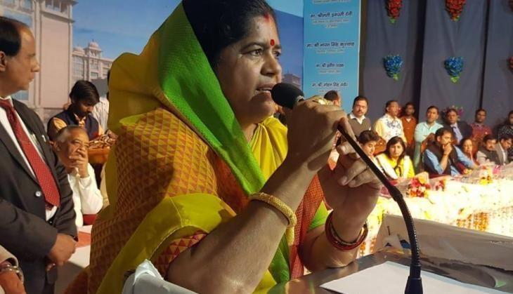 मंत्री इमरती देवी का अजीबोगरीब बयान, हनी ट्रेप मामले में फंसे लोंगों के उड़े होश