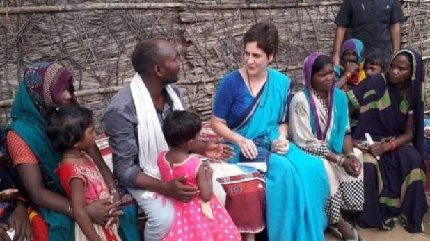 प्रियंका गाँधी ने पहली बार यूपी में किया ऐसा काम किसी ने सोचा भी नहीं था