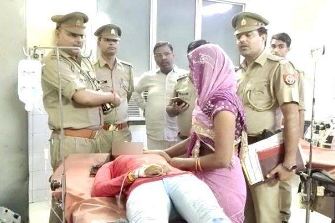 एटा: कोचिंग से लौट रही छात्रा से मनचलों ने की छेड़छाड़, विरोध करने पर मारी गोली