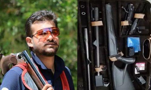 मुख्तार अंसारी के शूटर बेटे अब्बास के घर रेड, हथियारों का जखीरा बरामद, ऐसे हथियार मिले कि पुलिस भी रह गई दंग