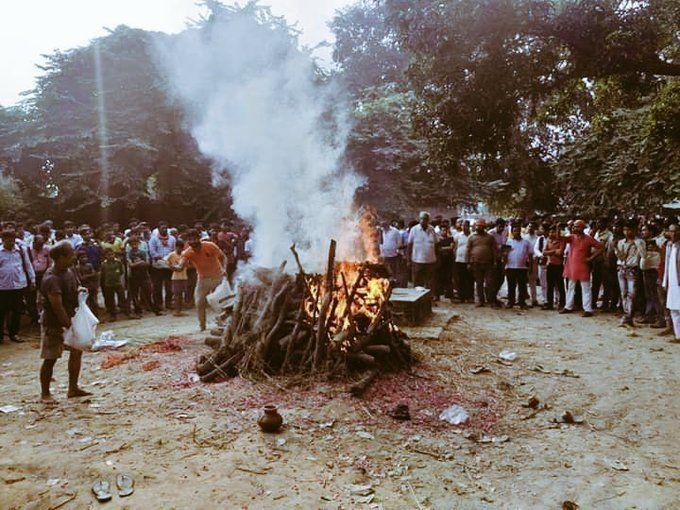 कमलेश तिवारी जीते जी बताते थे संघ और भाजपा को अपनी हत्या का जिम्मेदार, फिर मौत का सबसे बड़ा फायदा बीजेपी क्यों?
