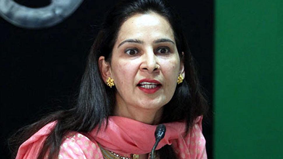 कांग्रेस नेता नवजोत सिद्धू की पत्नी ने दिया इस्तीफा