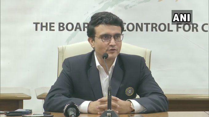 BCCI अध्यक्ष पद संभालते ही सौरव गांगुली ने मीडिया से की बातचीत, विराट कोहली को लेकर दिया बड़ा बयान