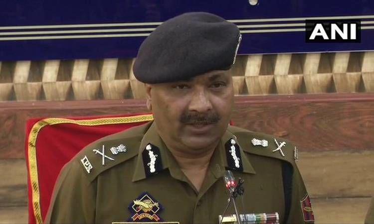 J&K के DGP बोले- जारी रहेगा आतंकियों का सफाया, कश्मीर से जाकिर मूसा गैंग और गजवत-उल-हिंद का हुआ खात्मा
