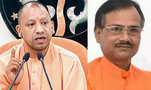 CM योगी ने कमलेश तिवारी के परिवार को एक आवास और 15 लाख रु. की आर्थिक सहायता का किया ऐलान