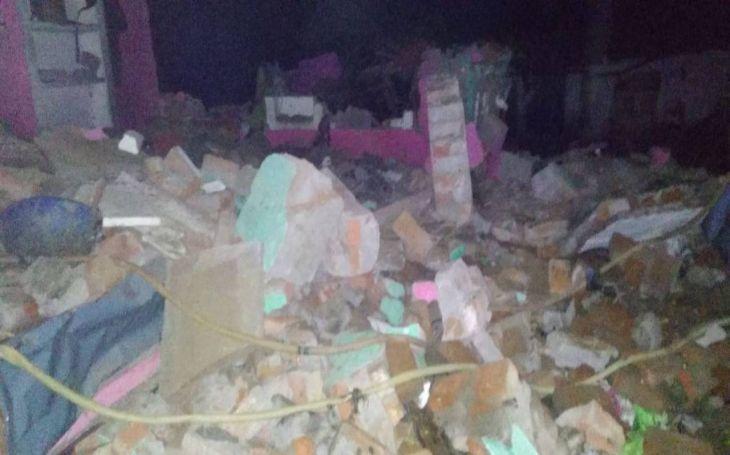 MP : ग्वालियर में अवैध पटाखा फैक्ट्री में ब्लास्ट, 3 लोगों की मौत, 6 की हालत गंभीर
