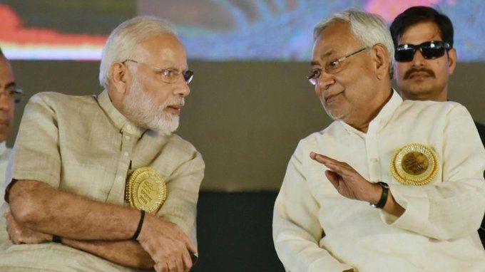 पहले किया इनकार, लेकिन अब मोदी कैबिनेट में शामिल होने के लिए नीतीश कुमार है बेक़रार!