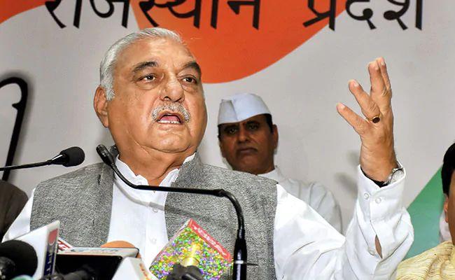 भूपिंदर सिंह हुड्डा को हरियाणा में कांग्रेस के विधायक दल का नेता चुना गया