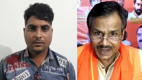 कमलेश तिवारी हत्याकांड: हत्यारों को पिस्टल देने वाला आरोपी गिरफ्तार