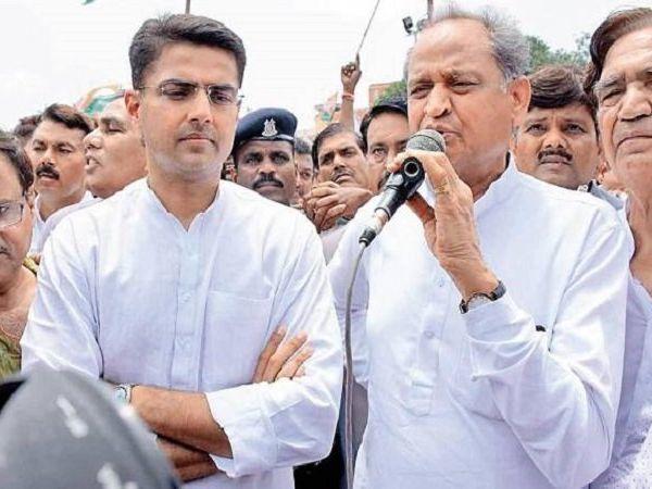 राजस्थान कांग्रेस में संग्राम: अशोक गहलोत गुट और सचिन पायलट गुट आमने सामने, बाहरी विधायकों को लेकर सवाल?