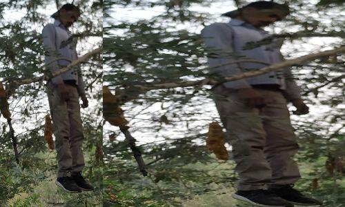 यूपी में पुलिस लाइन में पेड़ से लटका मिला जवान का शव