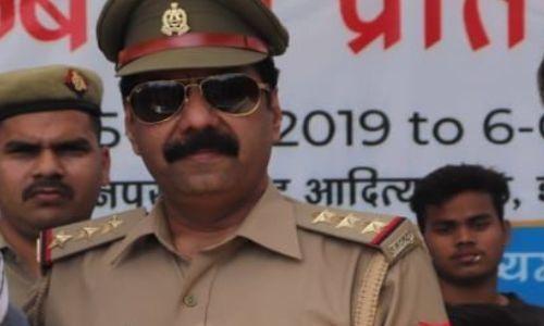 गाजियाबाद: थाना इंदिरापुरम के पूर्व प्रभारी दीपक शर्मा के खिलाफ रिपोर्ट दर्ज
