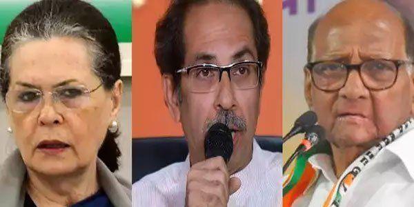 महाराष्ट्र: NCP ने दिए शिवसेना के संग जाने के संकेत, कांग्रेसी विधायकों की इच्छा सरकार में शामिल होने की