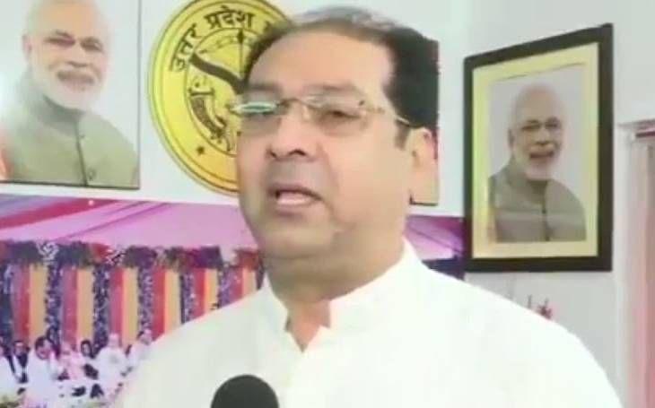 योगी के मंत्री मोहसिन रजा बोले, अयोध्या को लेकर देश का माहौल खराब कर रहा है ऑल इंडिया मुस्लिम पर्सनल लॉ बोर्ड