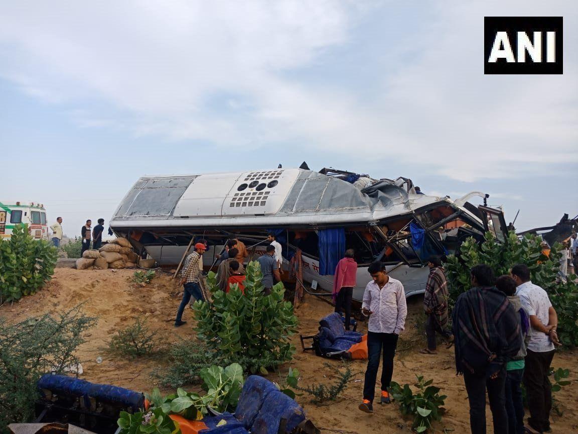 10 लोंगों की लाश और 20-25 लोग घायल देखकर लोगों के उड़े होश