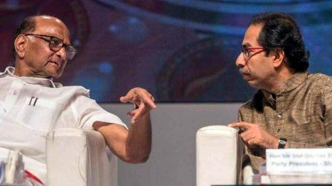 शिवसेना और एनसीपी में इस बात की है रार, वरना बन चुकी होती महाराष्ट्र में सरकार!
