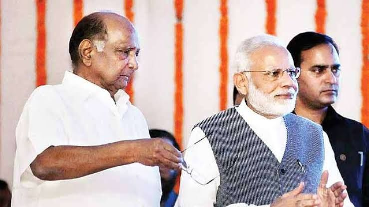 पीएम नरेंद्र मोदी और शरद पवार की मुलाकात से कांग्रेस नाराज, कहा- ये Wrong Time है, क्योंकि...