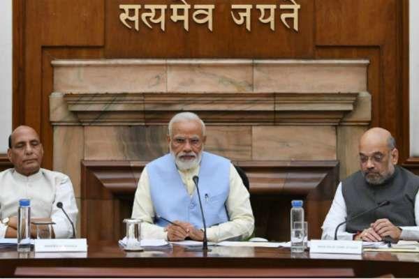 जम्मू-कश्मीर को बांटने के बाद अब दो केंद्र शासित प्रदेशों का विलय करेगी मोदी सरकार